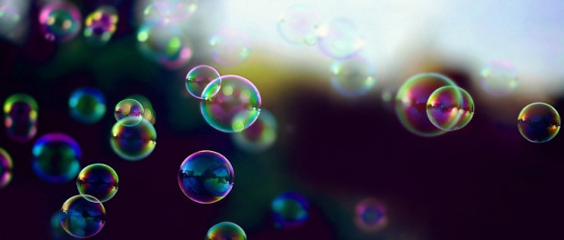 Soap Bubbles sun